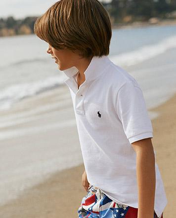 c31fd278 Childrens Designer Clothes | Luxury Kidswear | Ralph Lauren UK