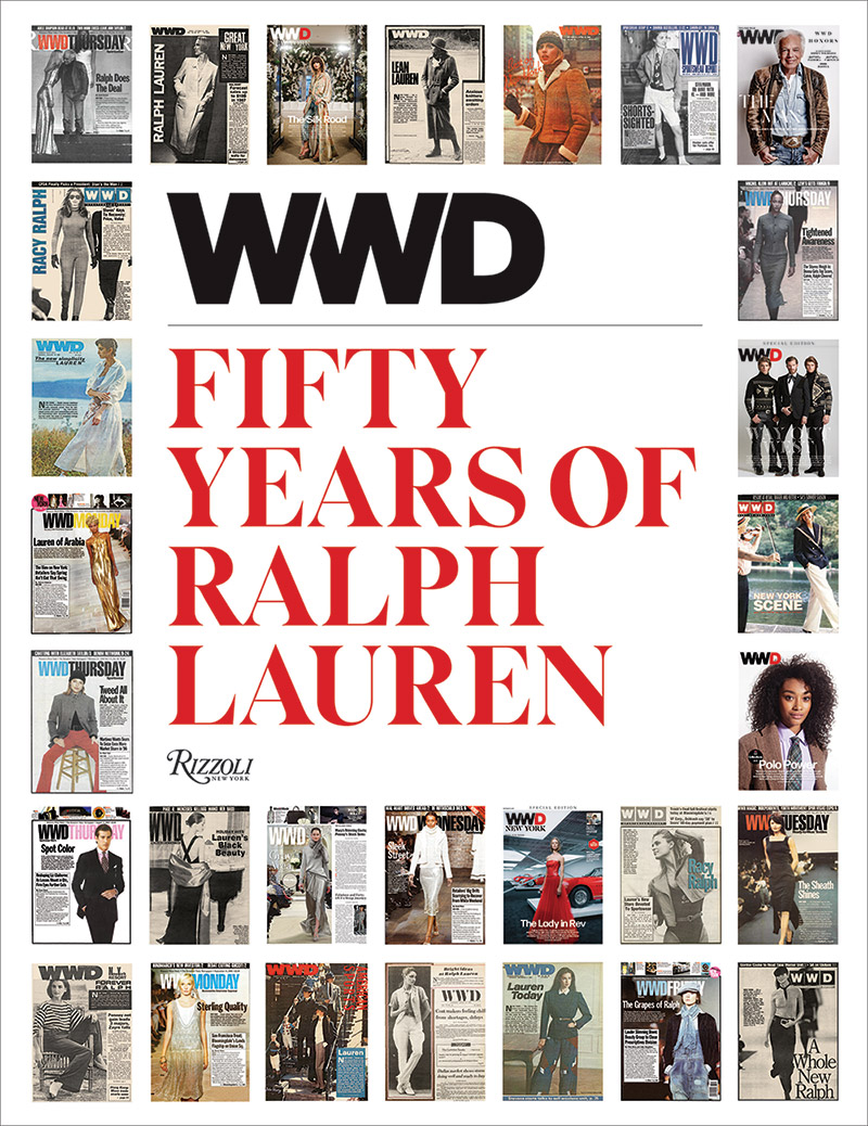 "<span><em>WWD: Fifty Years of Ralph Lauren</em> <a href=""https://www.ralphlauren.com/450113.html"" target=""_blank"">is available now</a>.</span>"