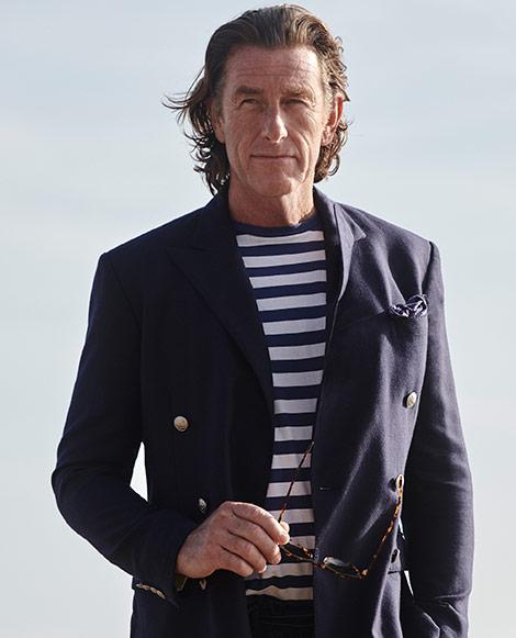 Polo Doeskin Wool Blazer