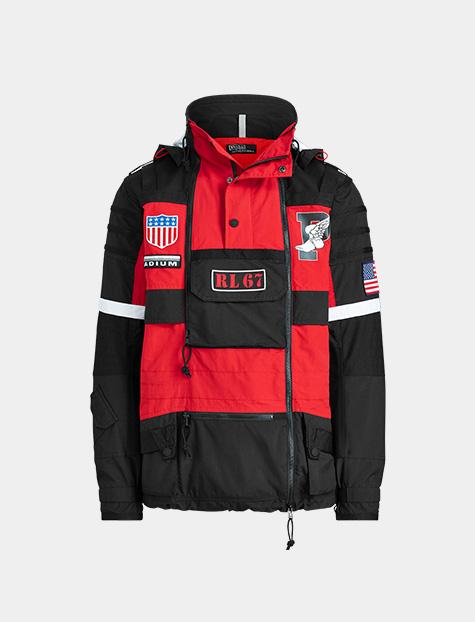 Winter Stadium Jacket