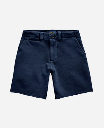 Customers First Boys Ralph Lauren Denim Shorts 12 Months